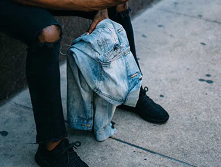 Torn & Denim